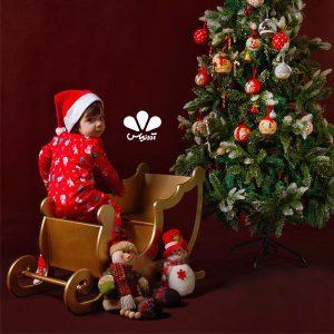 سورتمه کریسمس کد 140